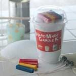 【手作りキャンドル材料】手作りキャンドルキット(作り方レシピ付き)